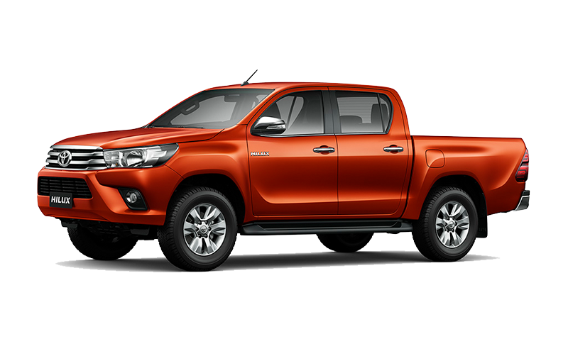2.4GD Country Double Cab 6-MT 2x4